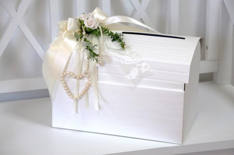 Briefbox hochzeit tischdeko geldgeschenke geschenk geld for Herz tischdeko