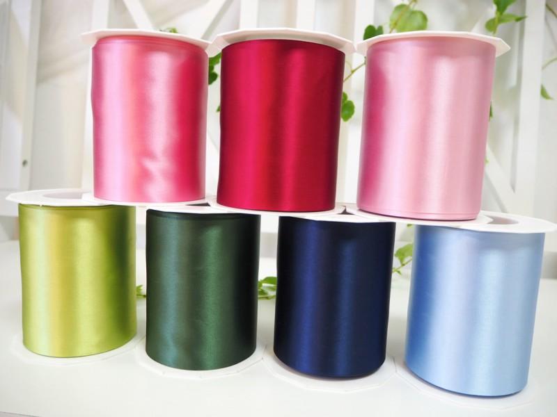 ... Rosa Grün Blau Bordeaux Pink Tischläufer Hochzeit Tischdeko  eBay