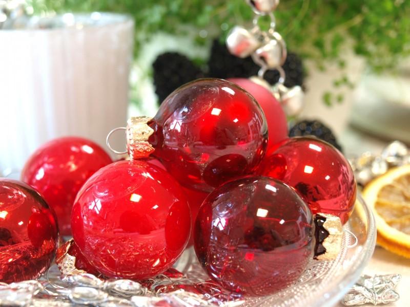 45 kugeln rot weihnachtskugel weihnachten christmas world oh tannenbaum. Black Bedroom Furniture Sets. Home Design Ideas