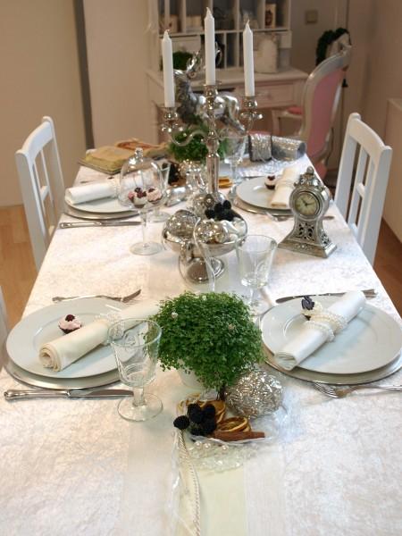 kerzenst nder alu silber deko weihnachten geschenk hochzeit kommunion konfirmation. Black Bedroom Furniture Sets. Home Design Ideas