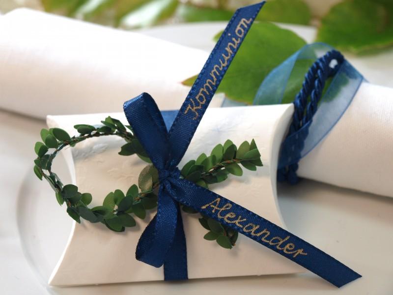 kommunion konfirmation g ste und geschenke fertige gastgeschenke. Black Bedroom Furniture Sets. Home Design Ideas